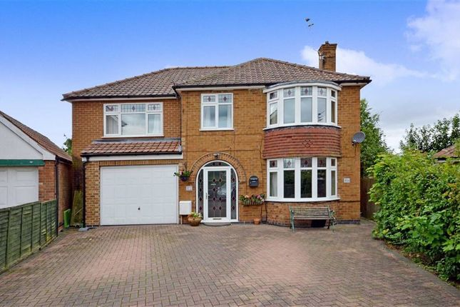 Thumbnail Detached house for sale in Langholme Drive, York
