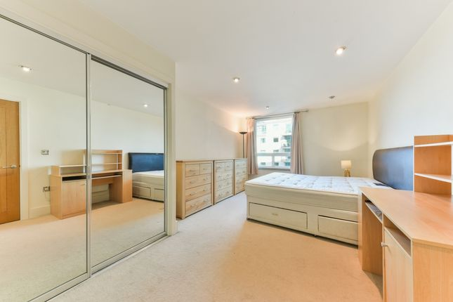 Bedroom of Drake House, St George Wharf, Vauxhall SW8