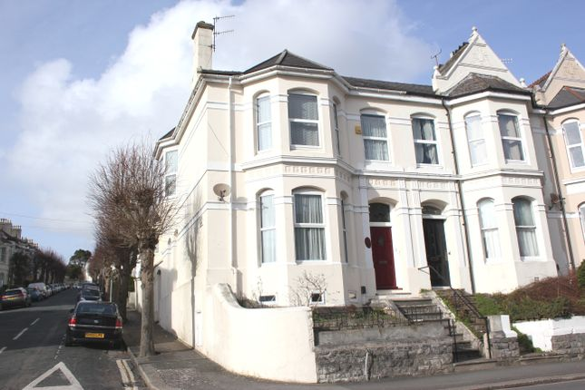 Thumbnail End terrace house for sale in Salisbury Road, St Judes, Plymouth