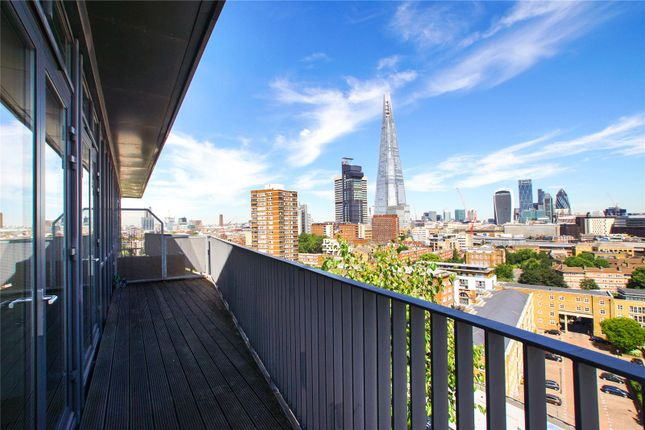 Thumbnail Flat for sale in Antonine Heights, City Walk, London