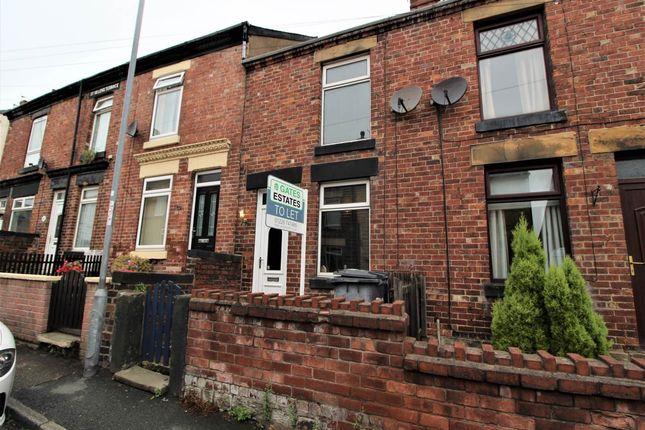 Thumbnail Terraced house to rent in St Helens Street, Elsecar, Barnsey