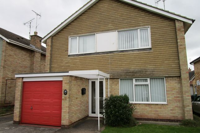 Thumbnail Detached house to rent in Whiston Grange, Rotherham
