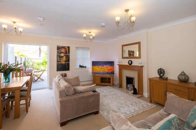 Thumbnail Town house for sale in Johnston Drive, High Grove, Off London Road, Carlisle