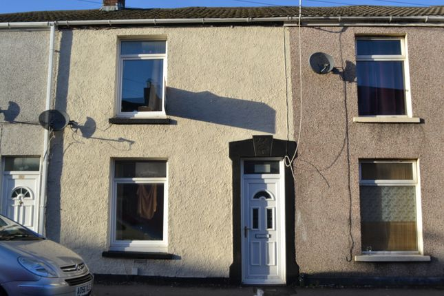 Thumbnail Terraced house to rent in Western Street, Swansea