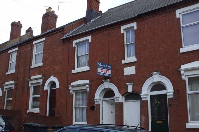Thumbnail Property to rent in Findon Street, Kidderminster, Worcestershire