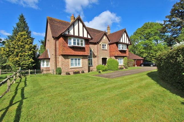 Thumbnail Detached house for sale in The Coppice, Brockenhurst