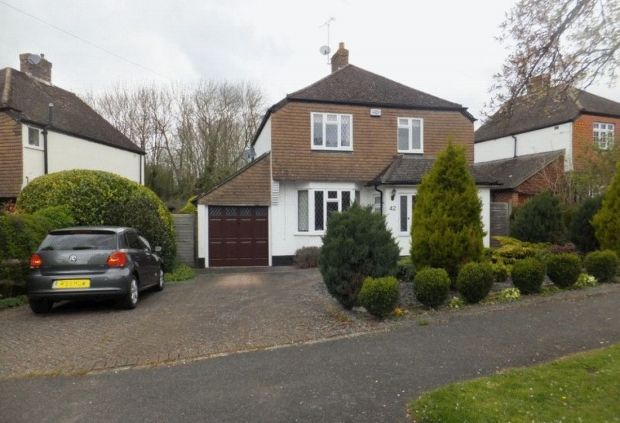 Thumbnail Detached house for sale in Well Road, Otford, Sevenoaks