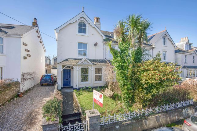 5 bed semi-detached house for sale in Waverley Road, Kingsbridge, Devon TQ7