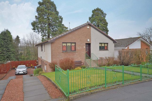 Thumbnail Detached house for sale in Helenslee Court, Dumbarton