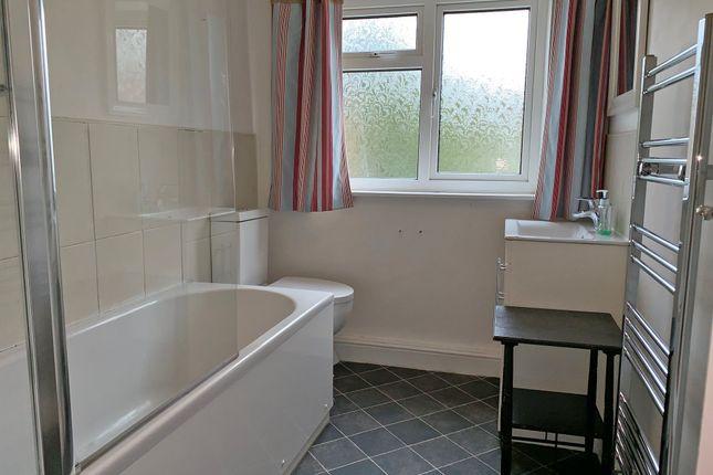 Bathroom of North Street, Salisbury, Wiltshire SP2