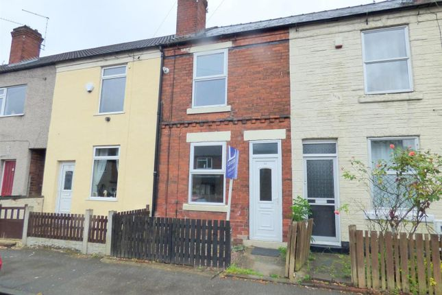 Thumbnail Terraced house for sale in Fairholme Drive, Mansfield
