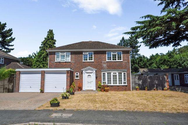 Thumbnail Detached house for sale in Marrowells, Weybridge