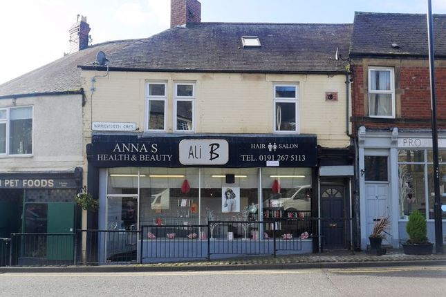 Thumbnail Retail premises for sale in Ali B Hair Studio, 1 Warkworth Crescent, Newburn