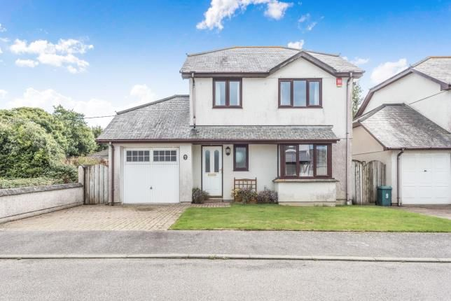 Thumbnail Detached house for sale in Camborne, Cornwall, .