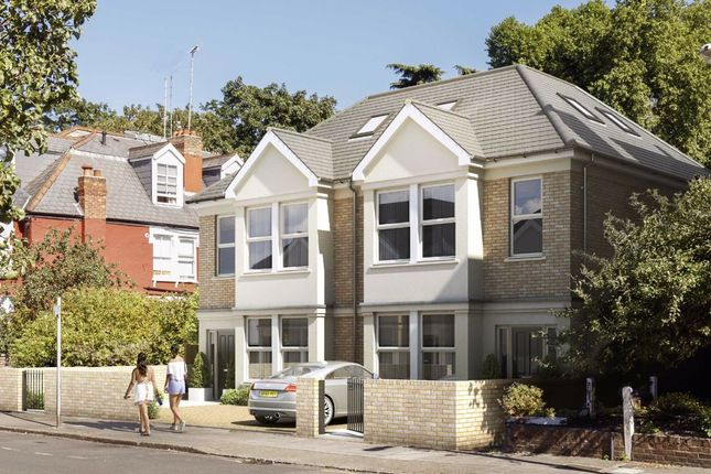 Thumbnail Semi-detached house for sale in Denton Road, Twickenham