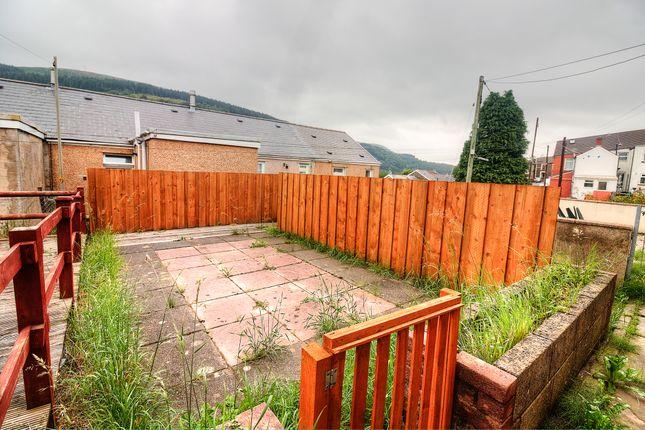 Front Garden of Penrhiwceiber, Mountain Ash CF45