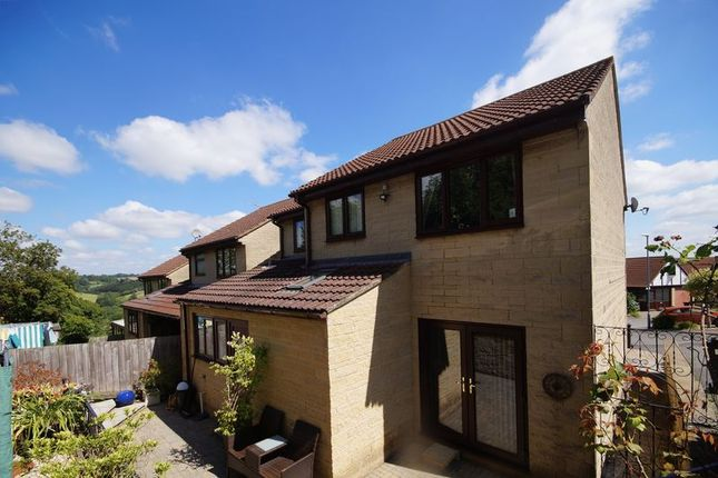 Thumbnail Detached house for sale in St. Marys Rise, Writhlington, Radstock