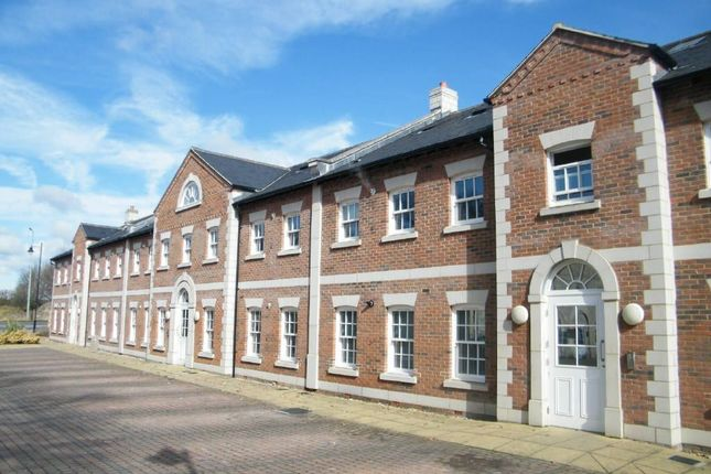 Thumbnail Flat to rent in Thornton Hall Close, Northampton, Northants