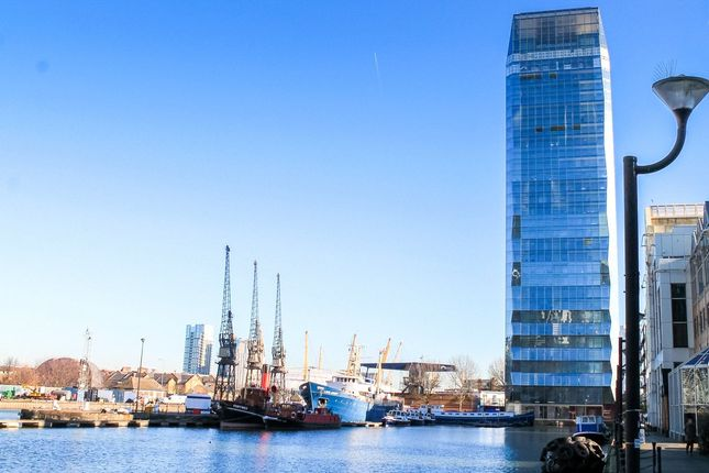 Thumbnail Property for sale in Dollar Bay, Lawn House Close, Canary Wharf