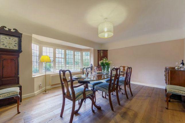 Dining Room of Shrubbs Hill, Chobham, Woking GU24
