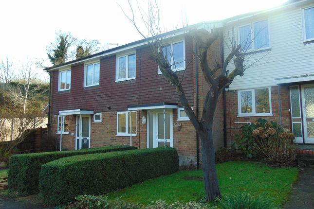 Thumbnail Terraced house to rent in Lees Road, Willesborough, Ashford