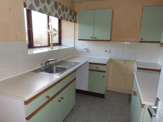 Kitchen of Crofton Gardens, Bromford, Birmingham, West Midlands B36