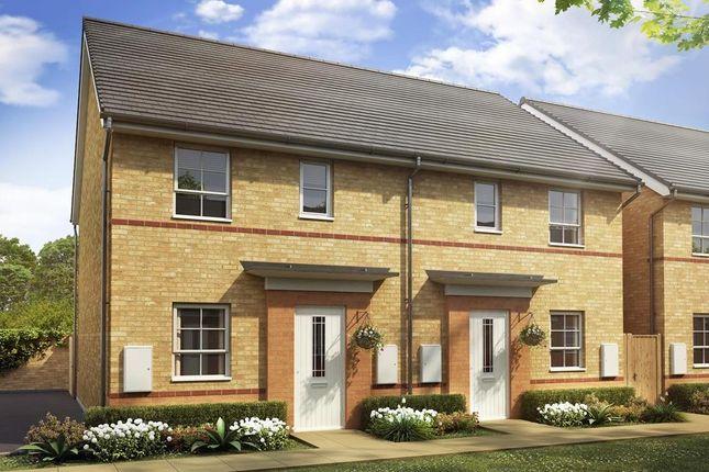 "End terrace house for sale in ""Folkestone"" at Queen Elizabeth Road, Nuneaton"