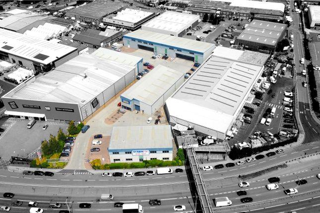 Thumbnail Business park to let in Edmonton Trade Park, Advent Way, Edmonton, London