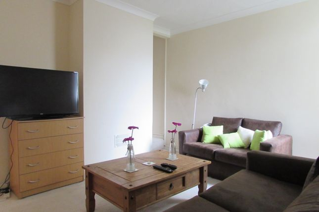 Thumbnail Terraced house to rent in Reginald Road, Southsea