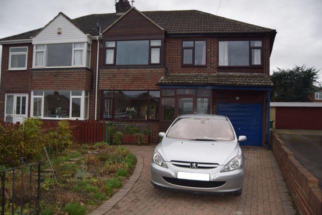 Thumbnail Semi-detached house to rent in Lynda Grove, Ossett