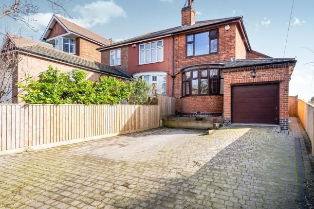 Front of Roman Road, Birstall, Leicester LE4