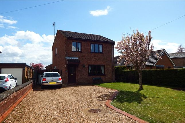 3 bed detached house for sale in Puddingpoke Lane, Lutton, Spalding PE12