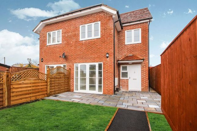 Thumbnail Semi-detached house to rent in Lawford Rise, Wimborne Road, Winton, Bournemouth