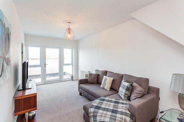 Thumbnail Flat for sale in Apartment 9, River Walk, Garstang, Preston