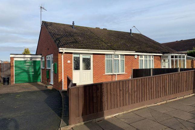 Thumbnail Semi-detached bungalow for sale in Staple Lodge Road, Northfield, Birmingham