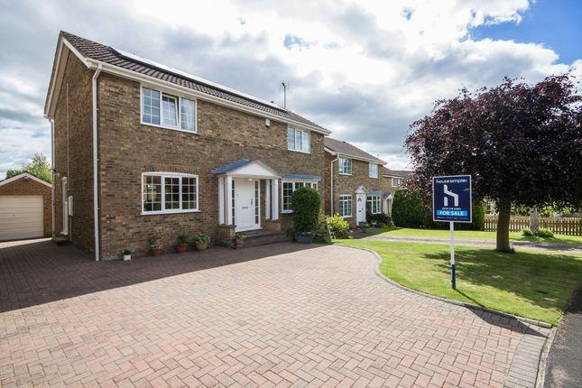 Thumbnail Detached house for sale in Russett Road, Malton