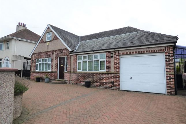 Thumbnail Detached bungalow for sale in Longton Drive, Morecambe