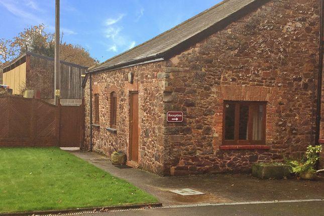Thumbnail 1 bed flat to rent in Long Barn, Crediton