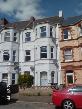 Thumbnail Flat to rent in St. Andrews Road, Exmouth