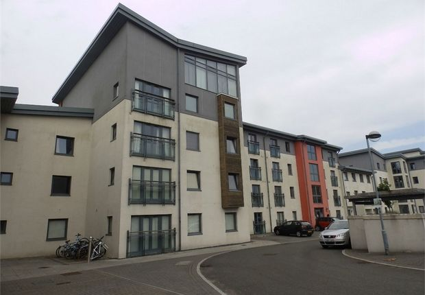 Thumbnail Flat to rent in St Catherines Court, Maritime Quarter, Swansea