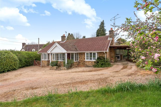 Thumbnail Bungalow for sale in Soames Lane, Ropley, Alresford