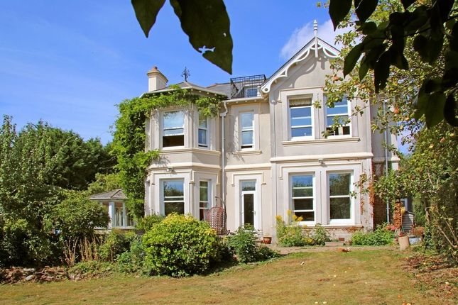 Thumbnail Detached house for sale in Greenway Road, Torquay