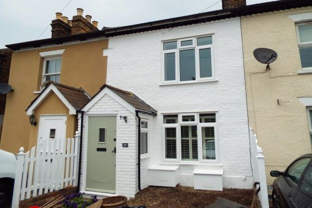 Thumbnail Cottage to rent in North Road, Brentwood