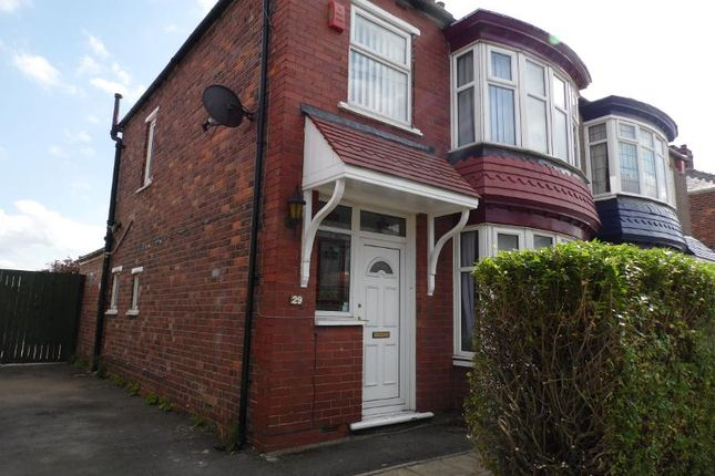 Thumbnail Semi-detached house to rent in Bilsdale Road, Longlands