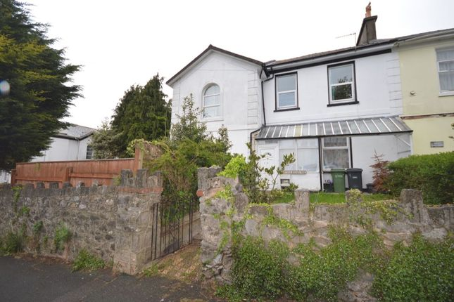 Thumbnail Terraced house to rent in Windsor Road, Torquay