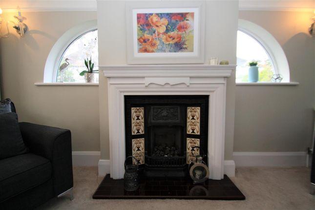 Fireplace of Hamboro Gardens, Leigh-On-Sea SS9