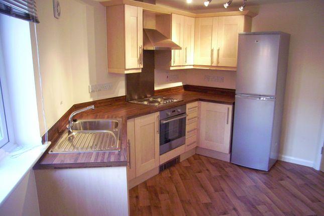 Thumbnail Flat to rent in Bramble Court, Sandiacre