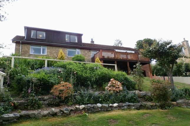 Thumbnail Detached bungalow for sale in Rothbury, Hillside, Beacon Cottage