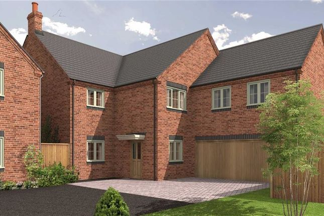 Thumbnail Detached house for sale in Clee View, Hartlebury, Worcestershire