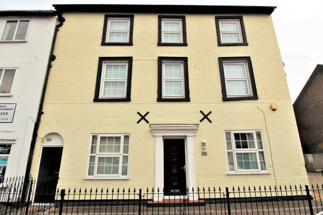 Thumbnail Flat to rent in New Street, St Neots
